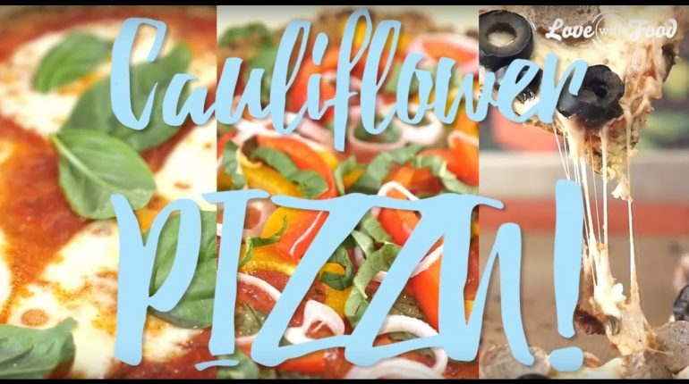 How to Make Cauliflower Pizza Crust (Recipe Included!) Paleo-Friendly