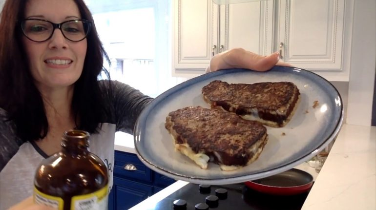 How to Make Paleo French Toast with Recipe
