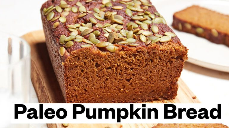 Paleo Pumpkin Bread | Thrive Market